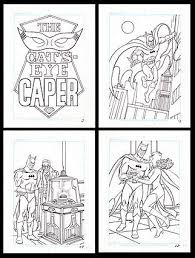 comicconnect buy sell u0026 appraise batman giant coloring