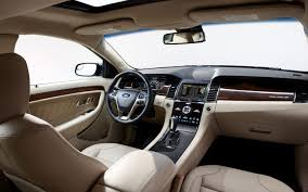 2011 Ford Fusion Interior 2013 Ford Taurus And Taurus Sho First Look Motor Trend