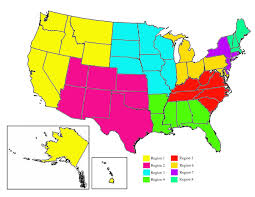 on a map us regions map united states geography regions regions on a map