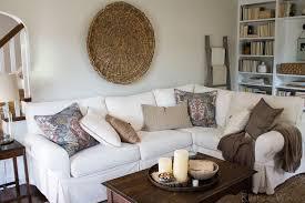 Pb Comfort Sofa Pottery Barn Pb Basic White Slipcovered Sectional Review