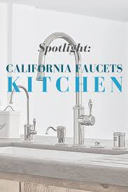 Kitchen Faucet Logos California Faucets Kitchen Spotlight Splash Galleries