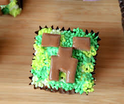 minecraft cupcakes confessions of a cookbook queen
