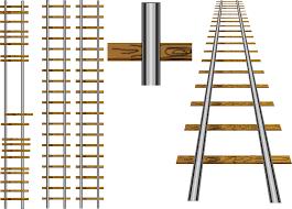 train railway clipart 23