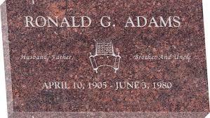 cheap headstones 28 x 16 x 3 flat granite headstone honor
