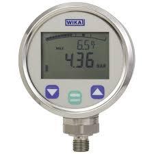 Jual Thermometer Wika digital pressure dg 10 wika