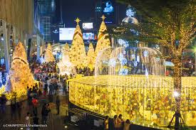 christmas in bangkok bangkok events u0026 festivals