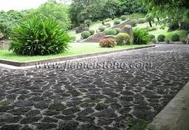 lava stone tiles pavers slabs wall veneers volcanic basalt grey