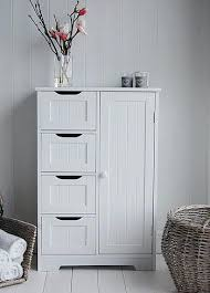 Freestanding Bathroom Furniture Cabinets White Bathroom Cupboard Freestanding Bathrooms Standing Cabinet