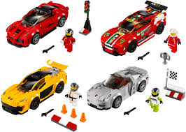 porsche lego set lego speed champions are here and we want one of each set