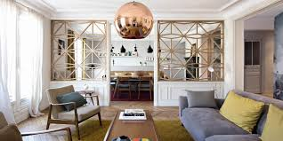 salon sans canapé salon contemporain