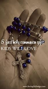 communion gifts 5 holy communion gifts that kids will saving by design
