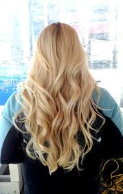 wavy hair back view curl in opposite directions hair styles