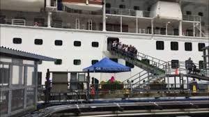 fbi arrests suspect in woman u0027s death on alaska cruise ship