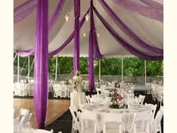 fabulous backyard wedding decorations mixed with yellow shade