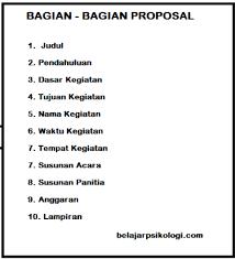 membuat proposal bazar contoh proposal kegiatan dan contoh proposal dana kegiatan lengkap