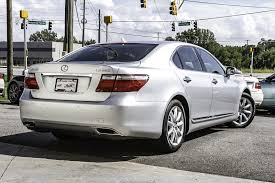lexus sedan 2008 2008 lexus ls 460 stock 071793 for sale near marietta ga ga