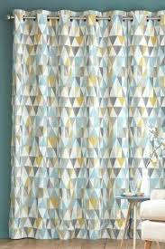 Yellow And Blue Curtains Yellow Turquoise Curtains Floral Curtains Peacock Curtain Panels
