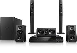 best blu ray home theater system under 300 philips htd5550 94 home theatre amazon in electronics