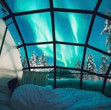 norway northern lights igloo a cozy place to watch the northern lights from an igloo in lapland