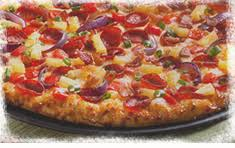 polynesian sauce round table round table pizza menu information limited time offers