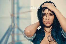 Kim Kardashian Vanity Fair Cover Kim Kardashian Her Allure Photo Shoot Allure
