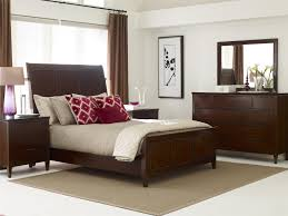 Slumberland Queen Mattress by Caris Queen Sleigh Bed By Kincaid Furniture Wolf And Gardiner
