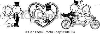 dessin mariage illustrations et cliparts de jeunes mariés 4 227 dessins et