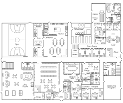 blueprint of house map nice home zone