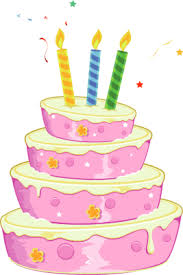 birthday cake clip art pictures bbcpersian7 collections