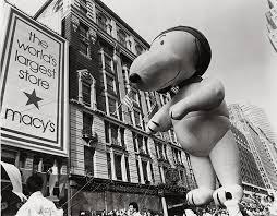macy s thanksgiving day parade balloons history