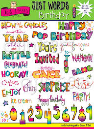 words for birthday invitation birthday party clip sayings created by dj inkers dj inkers