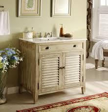 bathroom cabinets antique rustic small handmade bathroom