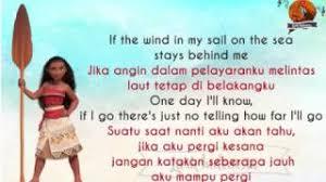 film moana bahasa indonesia full ecouter et télécharger you re welcome maui moana dengan lirik dan