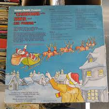 so radio shack put out this christmas album in 1979 that