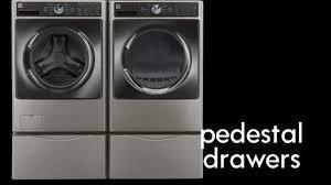 Kenmore Elite Washer Pedestal Kenmore Elite 41482 4 5 Cu Ft Front Load Washer U2014sears