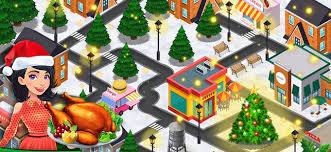 jeux de cuisine noel cuisine restaurant jeux noël dans l app store