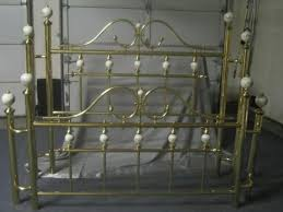 Brass Bed Frames Spray Paint Brass Bed Need Ideas For Updating Headboard Home