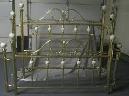 Ideas For Brass Headboards Design Spray Paint Brass Bed Need Ideas For Updating Headboard Home