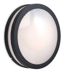 graphite frame exterior opal light