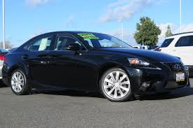 lexus pre certified vehicles pre owned 2015 lexus is 250 sedan in roseville p82821 future