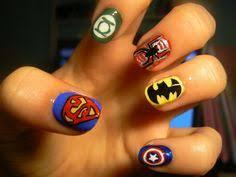 16 ways to nail a superhero spiderman makeup and superhero nails