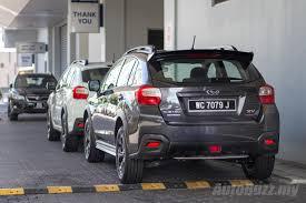subaru xv malaysia 2017 2016 subaru xv facelift launch in malaysia autobuzz my autobuzz my