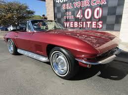 1986 corvette for sale by owner 1967 chevrolet corvette for sale carsforsale com