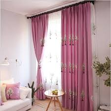 Plum Blackout Curtains Aliexpress Com Buy Purple Blackout Curtain Night Curtains Window