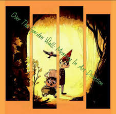 over the garden wall meaning in art direction cartoon amino