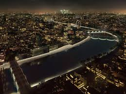 Top Architecture Firms 2016 Top Architecture Firms Battle For London U0027s Illuminated River