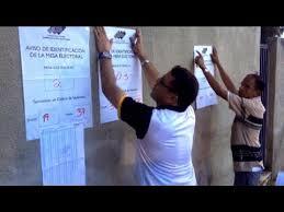 ouverture des bureaux de vote elections ouverture des bureaux de vote