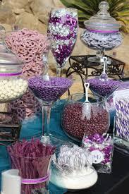 decor simple candy buffet jar decorations decor color ideas