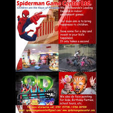 spiderman game center 9d cinema 129 photos 1 review