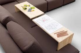 plateau repas canapé canapé modulable par marcin wielgosz miliboo